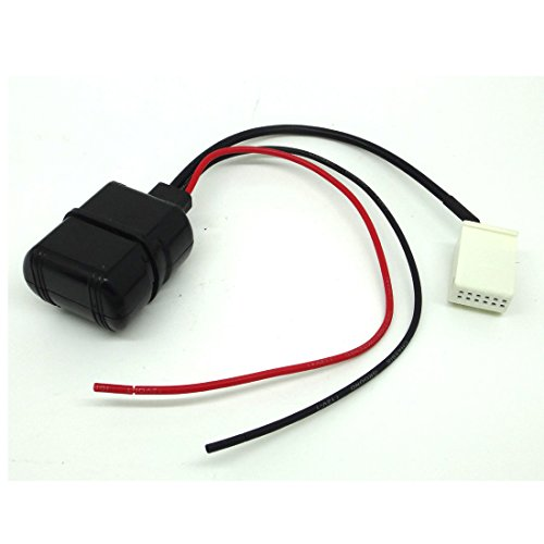 YIHAO módulo adaptador de Audio Bluetooth para Citroen Peugeot 107 307 iPhone MP3 BT-PG 807 (de...