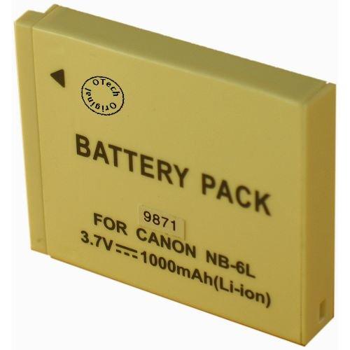 Batteria per CANON DIGITAL IXUS 310 HS