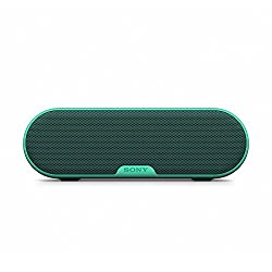 Sony SRS-XB2 Extra Bass Portable Wireless Speaker with Bluetooth and NFC (Green)