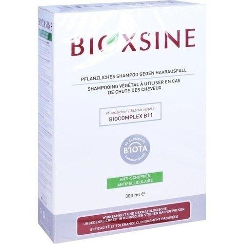 Bioxsine pflanzl. Anti-Schuppen Shampoo gegen Haarausfall, 3