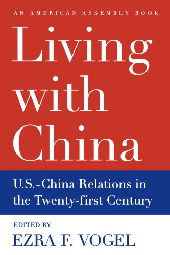 a description of the us china relations according to the book living with china Including the nature of the growing interdependence between united states and china in science and engineering education, by analyzing data on inter-university relationships, and patterns of co- authorship.