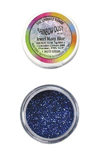 rainbow-dust-colorant-alimentaire-briller-scintiller-glitter-pour-decoration-de-gateau-jewel-bleu-ma