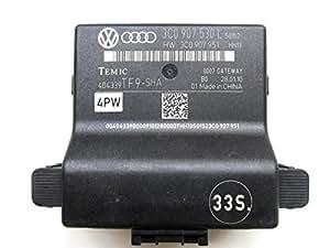 Volkswagen 3C0 bUS cAN gateway 907 530 l