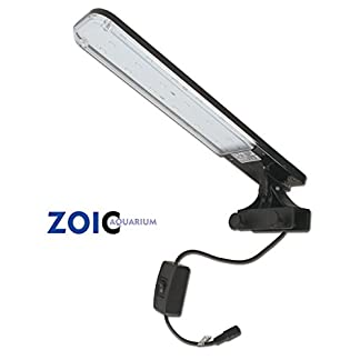 MORO LED Clip Aquarium Lights Clamp Lamp Plant Grow Kit For Fish Tanks (11W/18 LED) 41ZxwMQTS3L