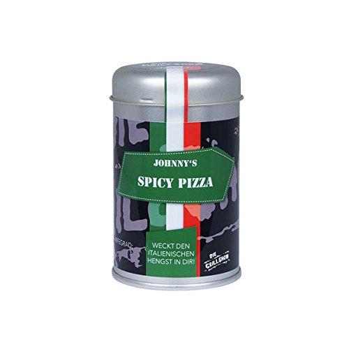 Die Grillshow - Johnny's Spicy Pizza