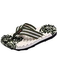 ea4a20fd6 Boomboom Men Shoes Mens Sandals Bottle Opener Flip Flops for Men Brown