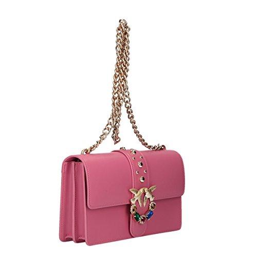 PINKO BORSA LOVE PINK-1P2105-N49-ROSA Rosa