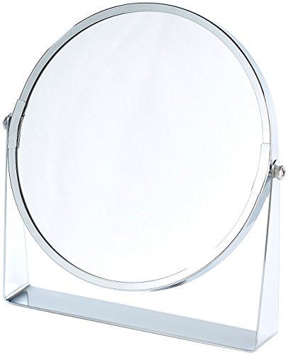Sichler Beauty Kosmetik-Standspiegel, 2-fache Vergrößerung