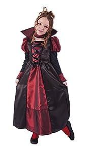 Rubies- Disfraz Miss Drakula, M (5-7 años) (S8415-M)
