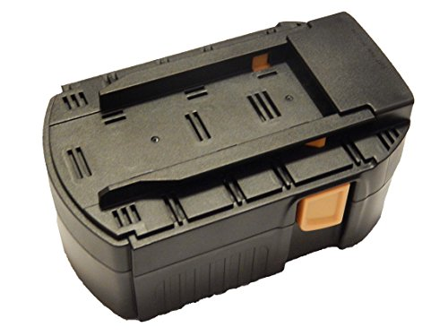 vhbw NiMH batteria 3000mAh (24V) per strumenti attrezzi utensili da lavoro Hilti SFL 24, TE 2-A, UH 240-A, WSC 55-A24, WSC 6.5, WSR 650-A