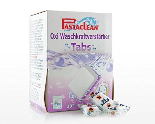 Pastaclean Oxi Waschkraftverstärker Tabs