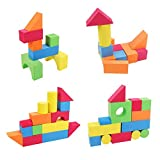 XDDQF Bausteine FüR Kinder,Bausteine, Spielzeug, AnzüGe, Kein Geruch, GroßE Partikel, Spielzeug