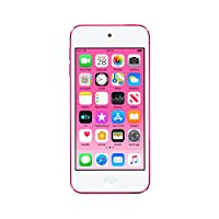 ‏‪Apple MVJ82BT/A Ipod Touch 256 gb - 7th Gen - Pink‬‏