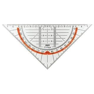 Aristo AR23001 GeoCollege-Geometrie-Dreieck 20er Packung