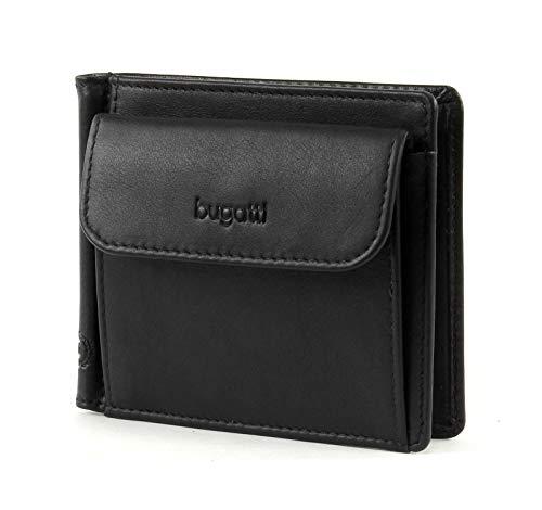 bugatti City Line Dollarclip 8CC Black