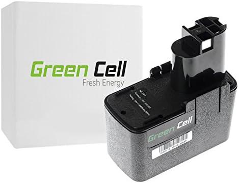 verde verde verde Cell® 2607335376 Utensili Elettrici Batteria per Bosch (Ni-MH pile 3000mAh 12V)   Qualità Primacy    scarseggia    Moderno Ed Elegante A Moda  931ba5
