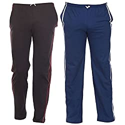 TeesTadka Mens Cotton Track Pant (NW_CMTK_2930_XL_Multi-Coloured_X-Large)