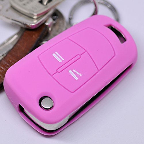 Key Soft Case Cover Funda Protectora Opel Astra Vectra