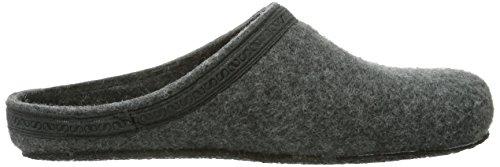 Stegmann  Stegmann 127, Pantoufles non doublées mixte adulte Gris - Grau (8804 grey)