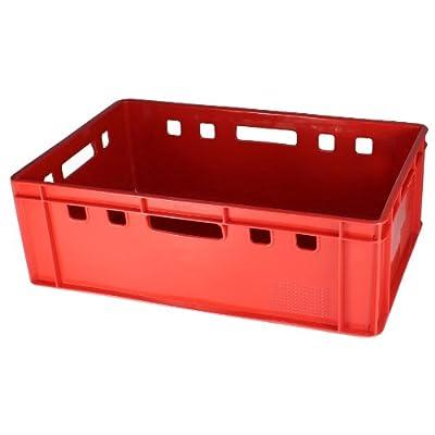 Stapelbox Stapelkiste Lagerkiste Transportkiste Gemüsekiste Kiste stapelbar E2