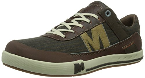 Merrell RANT DEX Herren Sneakers Braun (Brown)