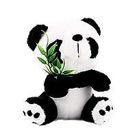Yosoo Bamboo Panda, Sweet Soft Washable Panda Plush, Cloth Animal Panda Bear, Panda Soft Animal Doll Toy gift for girl, girlfriend, friend, panda toy for children