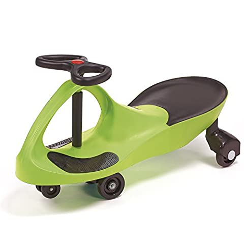 Kids Ride On Toy Wiggle Car, Boys & Girls Gyro Twist & Go Swivel Scooter No Pedals and No Batteries for Indoor / Outdoor