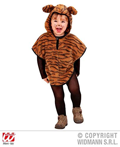 Widmann-WDM5930G Kostüm für Mädchen, braun, -