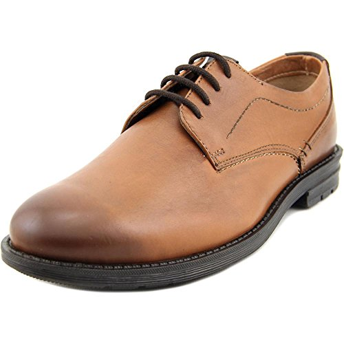 Nunn Bush Douglas Cuir Oxford Saddle Tan