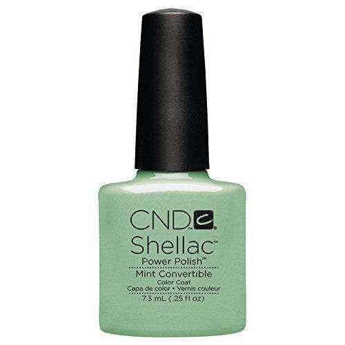 CND Shellac Mint Convertible, 1er Pack (1 x 7 ml)