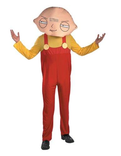 Family Guy Stewie Kostüm für Comic Fans - Faschings (Family Kinder Guy Für Kostüme)