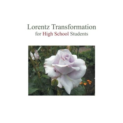 Lorentz Transformation for High School Students by Sauce Huang (2014-09-25)