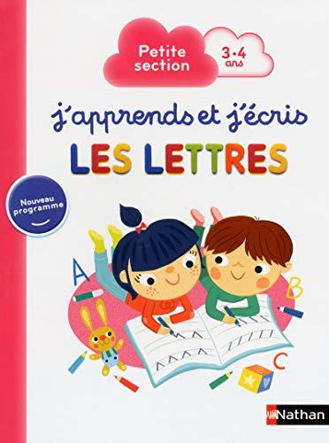 J'apprends et j'écris les Lettres - Petite Section par Fabienne Rousseau