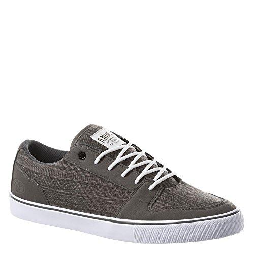 Herren Skateschuh Animal Eastan Skateschuhe Asphalt Grey