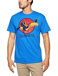 Trademark Guinness Toucan Logo Printed Men's Tee