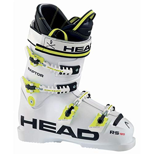 Head RAPTOR 120 RS WHITE - - 26,5 -