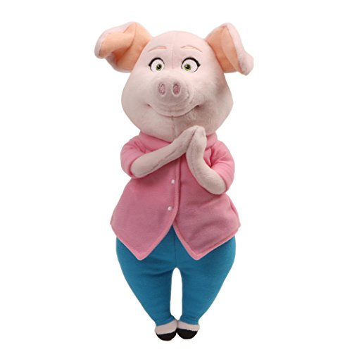 Sing Movie Rosita Soft Toy