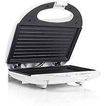 TRISTAR SA-3050 Sandwich-Toaster/ Sandwich-Maker mit durchgängiger, antihaftbeschichteter Grillplatten (750 Watt)
