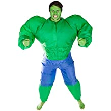 Hinchable Hulk Adulto Disfraz