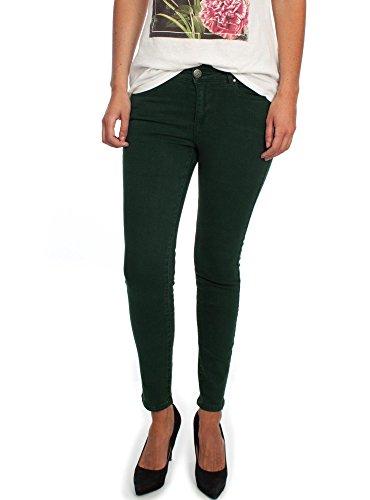 Jeans Naf Naf Fraisy Verde 44 Verde