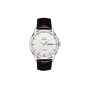 Tissot VISODATE T0194301603101 – Reloj de Caballero de Cuarzo, Correa