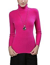 Suchergebnis auf Amazon.de für  Rollkragenpullover Basic - Pullover ... 19bee3d4f1