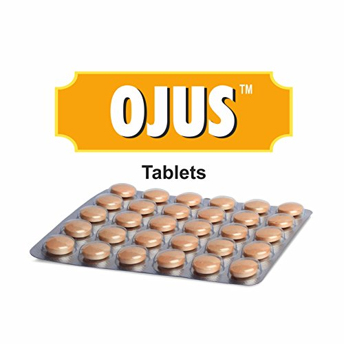 Ojus is a complete digestive aid. It improves digestion and relieves dyspepsia through its effect on secretion of digestive enzymes motility of gastro-intestinal tract.  It confers the following benefits:-  . Relieves digestion and regulates bowel movements. . Helps to relieve symptoms such as belching, bloating and indigestion. . No known contradiction like antacids and antiflatulents. . Completely safe, and prolonged consumption ensures long lasting effect.  Haritaki and Sunthi act as powerful appetizers and stimulates digestive enzymes. Pippali protects the intestines from gastric acids. Bilva and Karanja have been shown to have gastroprotective properties.