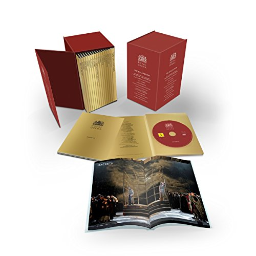 The Royal Opera Collection [22 DVDs]