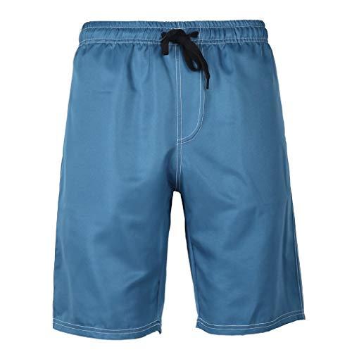 Herren Beach Sporthose Schwimmhose Chicago Kurze Boardshort Teamsports Trousers Sportanzug Herrenmode Raining Jogging Hose Mit Kordel Modell Chinohose Casual Mit Stretch Pants