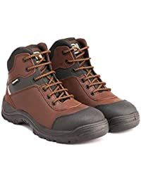 WILD BULL Safety Shoes Men HI-Ankle Hero Plus