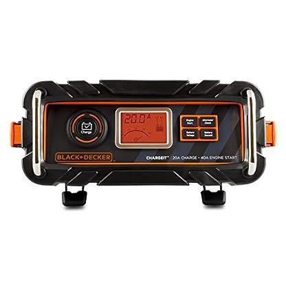 CARGADOR 20 AMP+ ARRANCADOR