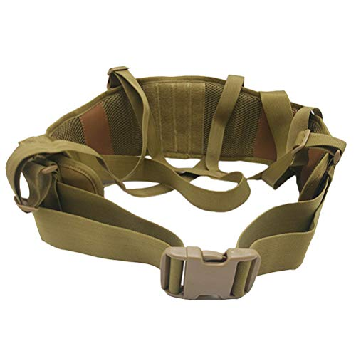 LIOOBO Military Buckle for General Purpose, Multi-function, Durable, for Outdoors, for Men