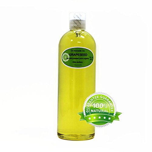 Organic Pure aceites portador prensado frío 16oz/1pinta