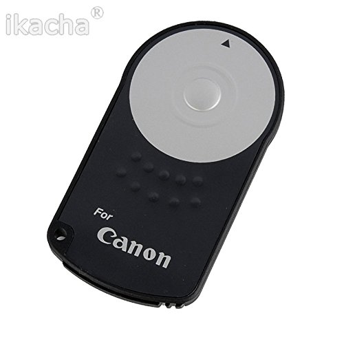 Akimgo (TM) Bestseller RC-6 RC6 IR drahtlose Fernbedienung f¨¹r Canon 5D II / 7D / 550D / 500D 60D 600D +